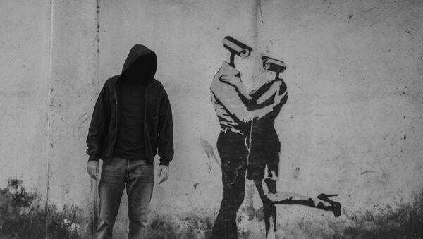 Mumbai's 'Banksy' - Sputnik International