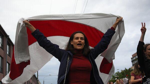 Belarus Opposition Rally - Sputnik International
