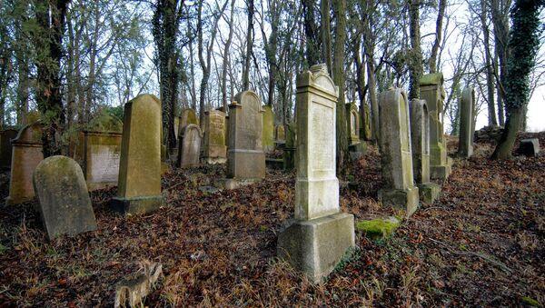 Cemetery - Sputnik International