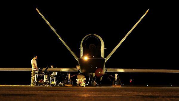 Military drone - Sputnik International
