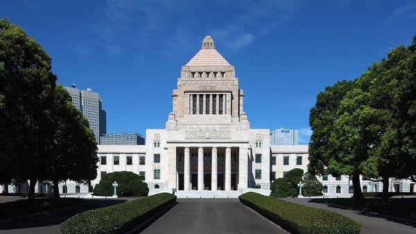National Diet Building of Japan - Sputnik International