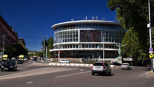 Tbilisi, Georgia — Tbilisi State Concert Hall - Sputnik International