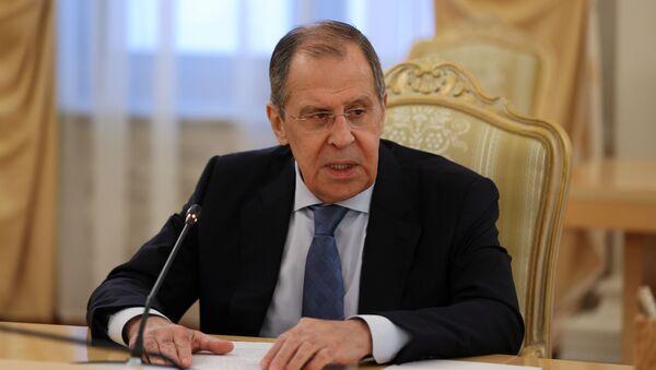 Russian Foreign Minister Sergei Lavrov  (File) - Sputnik International