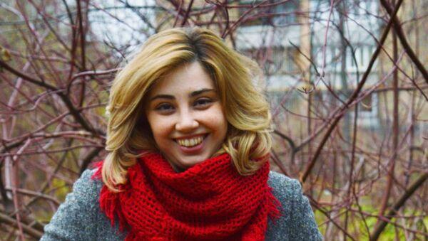 Irina Acheeva - Sputnik International