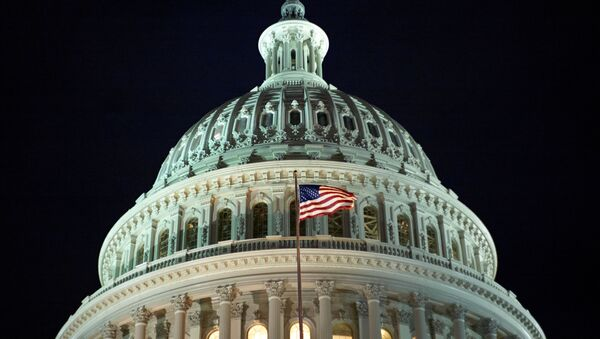 The United States Capitol building, east facade, at dawn is seen in this general view , Monday, Jan. 27, 2020, in Washington, DC - Sputnik International