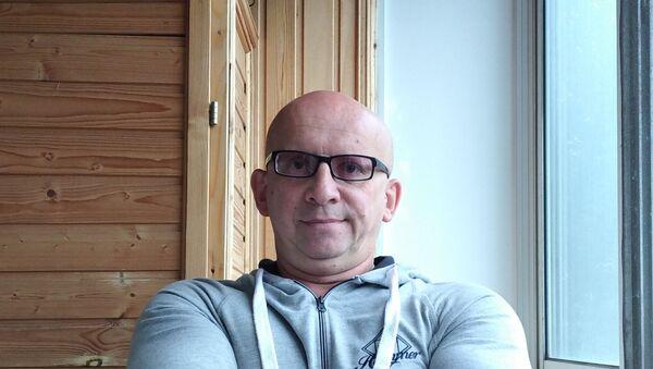 Oleg Burunov - Sputnik International