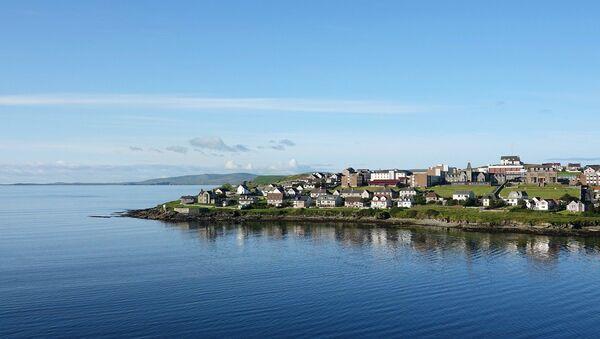 Shetland Islands - Sputnik International
