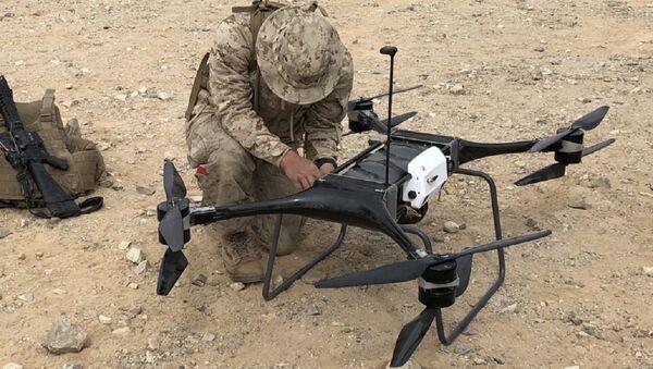 Malloy Aeronautics drone - Sputnik International