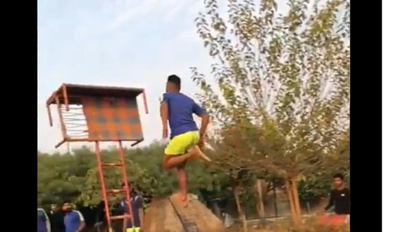 Jump In Punjab - Sputnik International