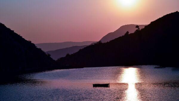 Kumbhalgarh Rajasthan boat - Sputnik International