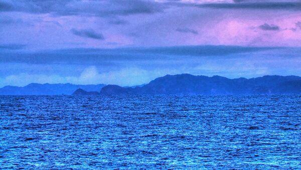 Guafo Island - Sputnik International