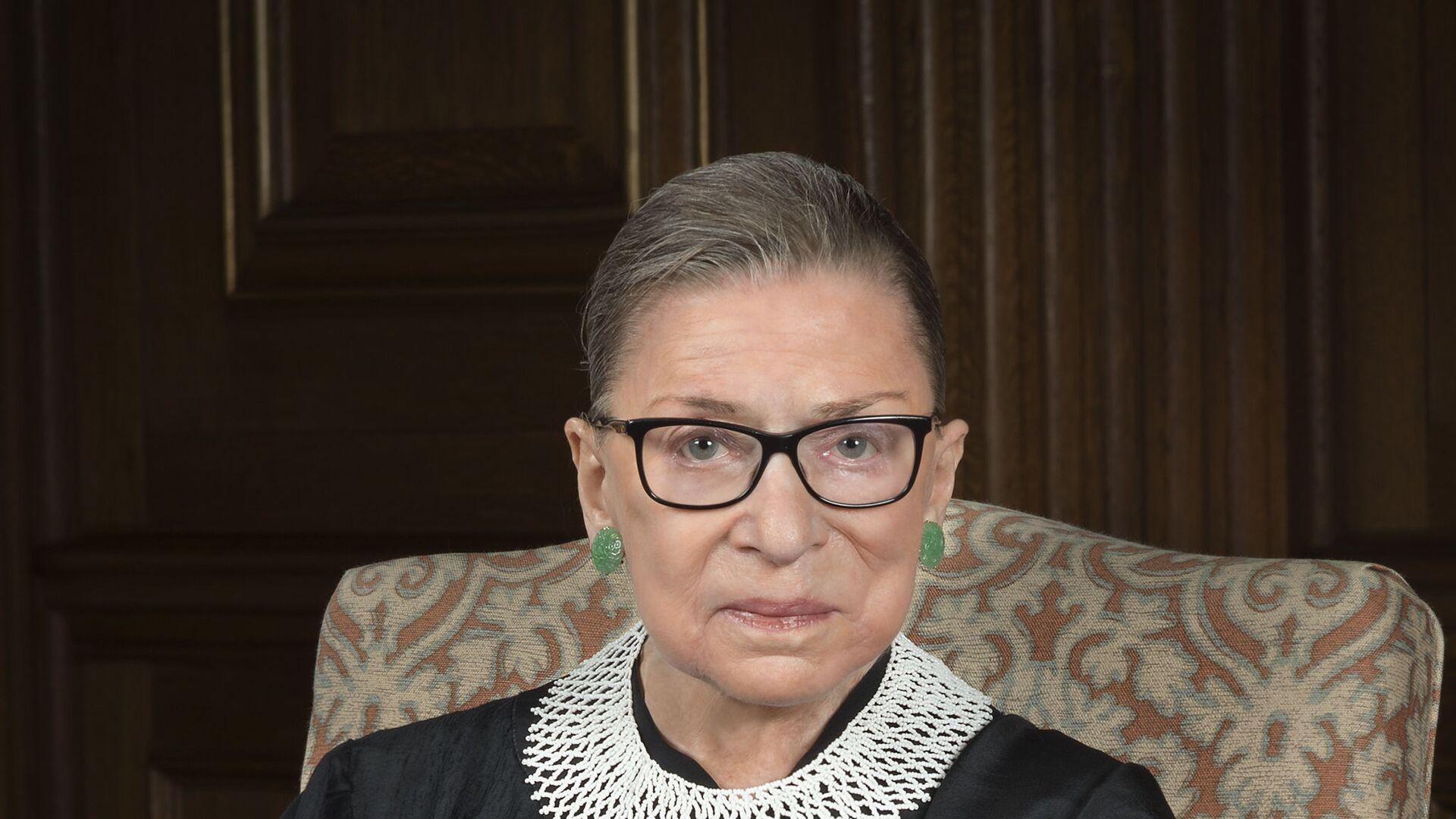 Ruth Bader Ginsburg (2016) - Sputnik International, 1920, 13.10.2021