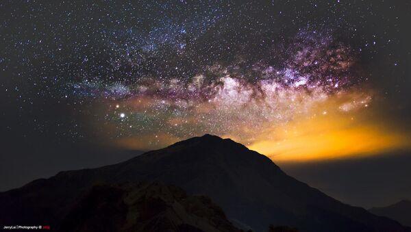 Wish Upon a Star: Best Places to Enjoy Starry Nights - Sputnik International