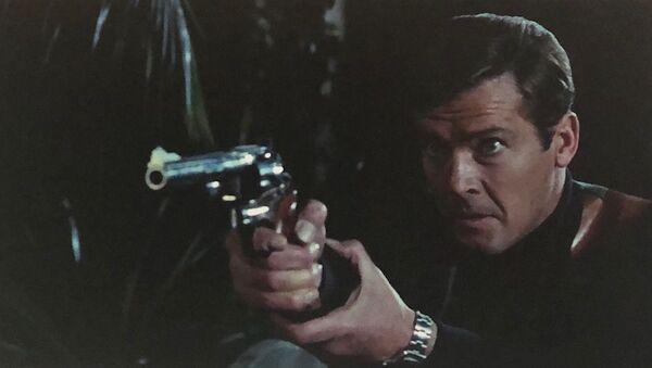Roger Moore's Smith & Wesson Model 29 .44 magnum revolver - Sputnik International