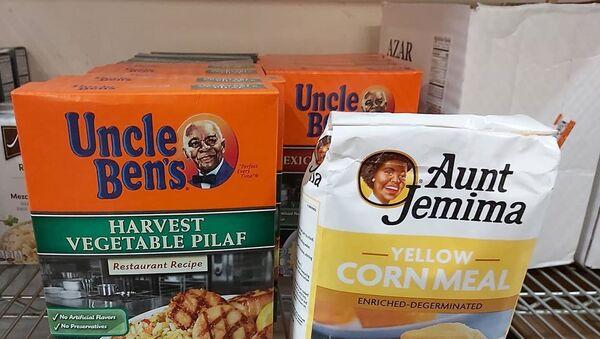 Uncle Ben's foob brand - Sputnik International