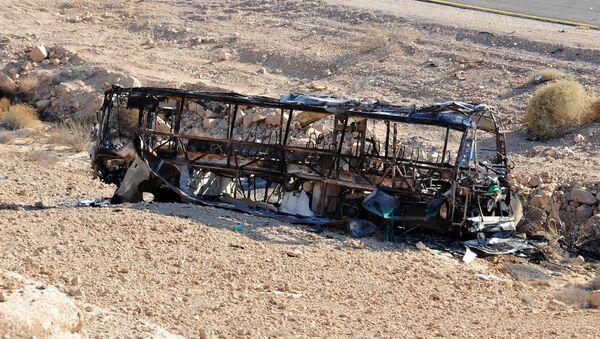 Terror Strikes Israeli Civilians in Southern Israel - Sputnik International