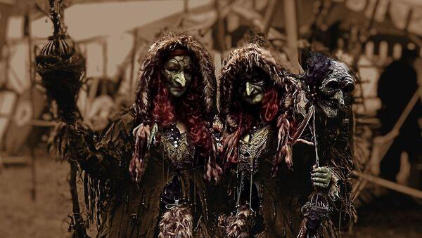 Witches - Sputnik International