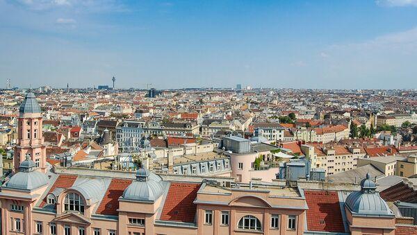 Panoramic view of Vienna - Sputnik International