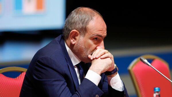Armenian Prime Minister Nikol Pashinyan. - Sputnik International
