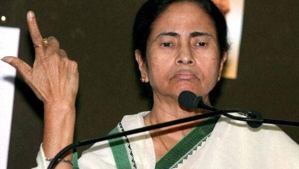 Mamata Banerjee - Sputnik International