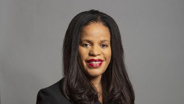 Official portrait of Claudia Webbe MP - Sputnik International