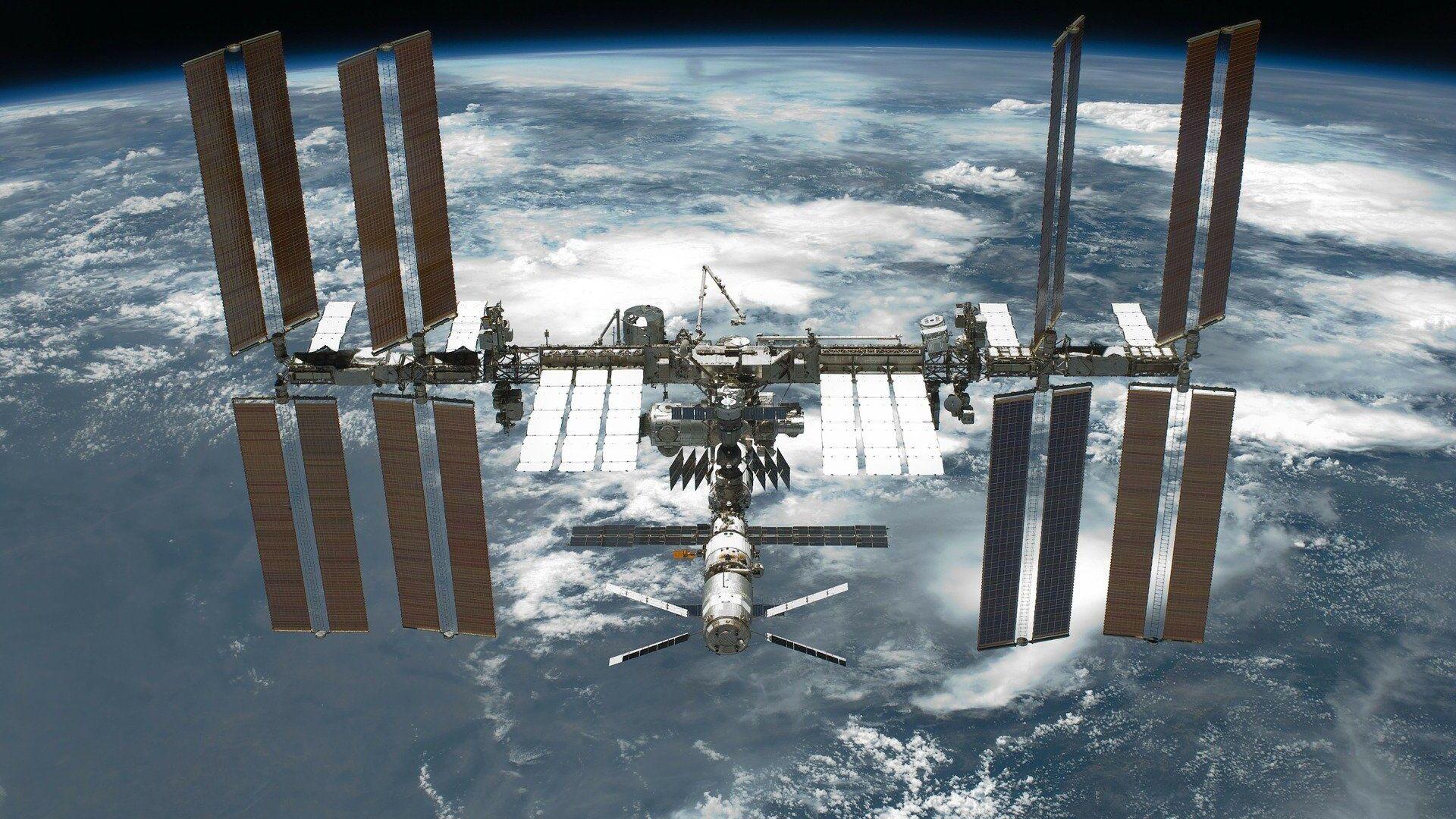 ISS - Sputnik International, 1920, 31.07.2021