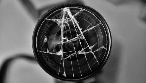 Cracked filter - Sputnik International