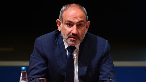 Armenian Prime Minister Nikol Pashinyan (File) - Sputnik International