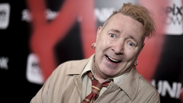 John Lydon attends the LA premiere of Punk at SIR on Monday, March. 4, 2019, in Los Angeles. - Sputnik International