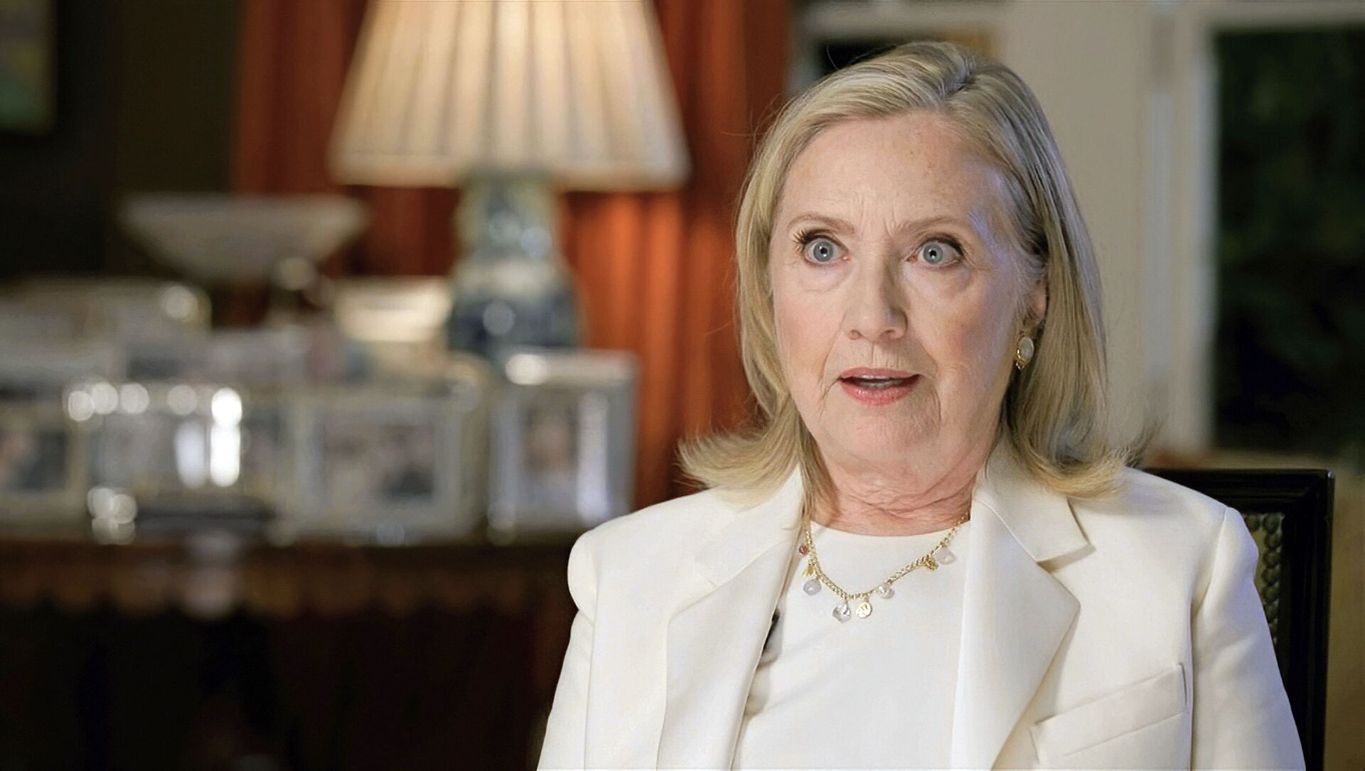 In this image from video, former Secretary of State Hillary Clinton speaks during the third night of the Democratic National Convention on Wednesday, Aug. 19, 2020 - Sputnik International, 1920, 29.05.2021