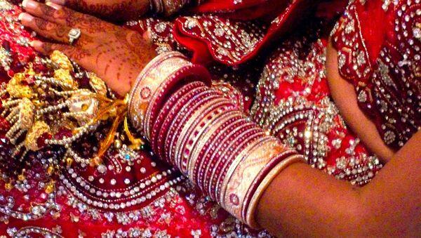Hindu wedding - Sputnik International