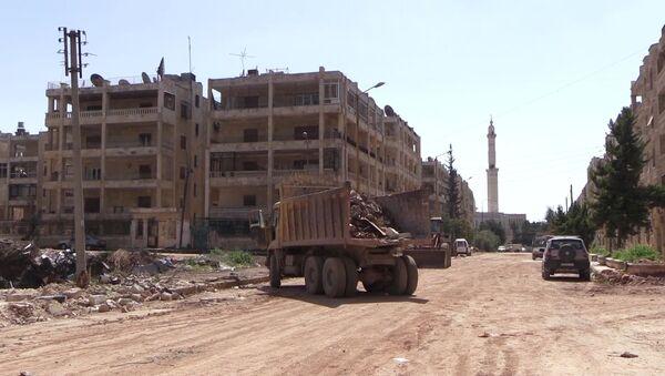 Al-Hamdaniya, Aleppo, Syria - Sputnik International