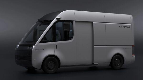 One of Arrival's electric vans - Sputnik International