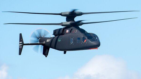 Sikorsky–Boeing SB-1 Defiant - Sputnik International