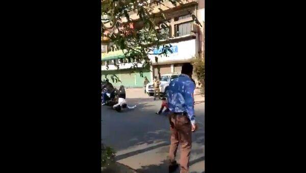 Arrest of the robbers - Sputnik International