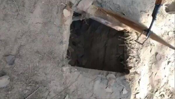 Indian army bust Lashkar-e-Taiba terrorist hideout in Awantipora Jammu And Kashmir - Sputnik International