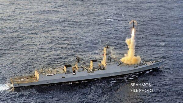 BrahMos. File photo - Sputnik International