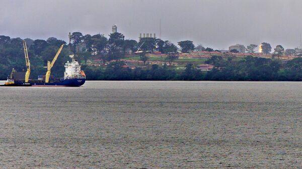 West Africa's Gulf of Guinea - Sputnik International
