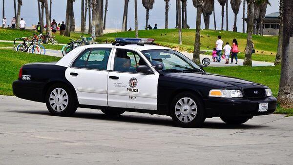 City of Los Angeles Police Department LAPD - Sputnik International