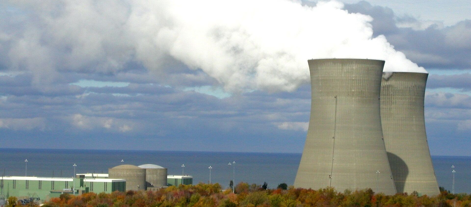 Perry Nuclear Power Plant, Unit 1 - Sputnik International, 1920, 20.10.2020