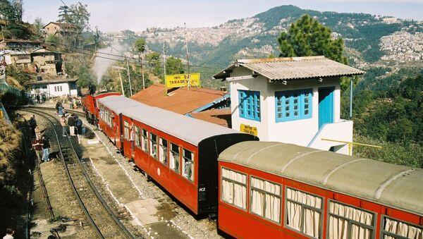 Kalka-Simla Railway - Sputnik International