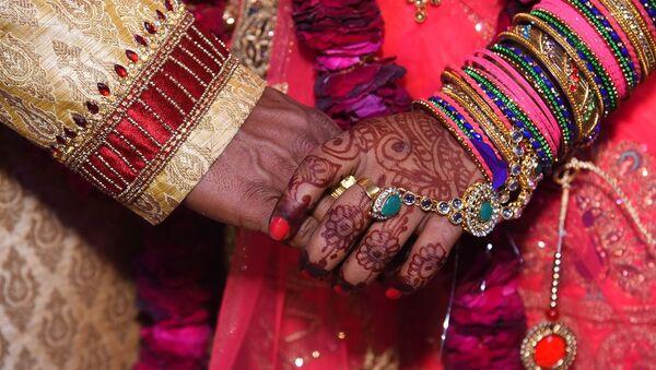 Wedding in India - Sputnik International