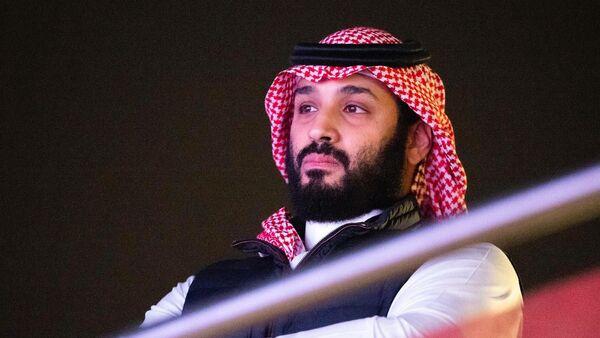 Saudi Crown Prince Mohammed bin Salman (File) - Sputnik International