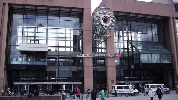 Lyon part dieu - Sputnik International