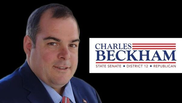 Charles Beckham for State Senate District 12 - Sputnik International