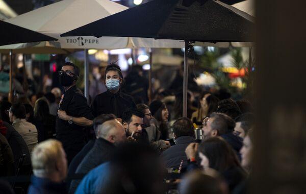 Party Hard: European Nightlife During Coronavirus Pandemic - Sputnik International