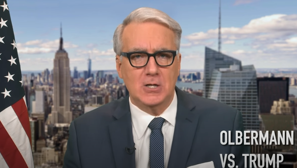 Olbermann vs. Trump #19 - In Brief - Trump's Planned Live Television Coup - Sputnik International