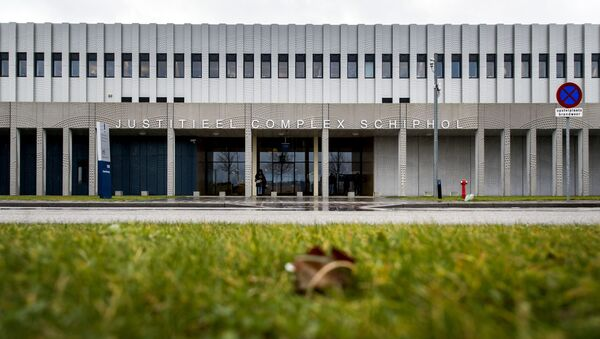 This picture shows the exterior of the Schiphol Judicial Complex in Vijfhuizen on 12 February 2020, where the first session of the MH17 trial will take place on 9 March. - Sputnik International