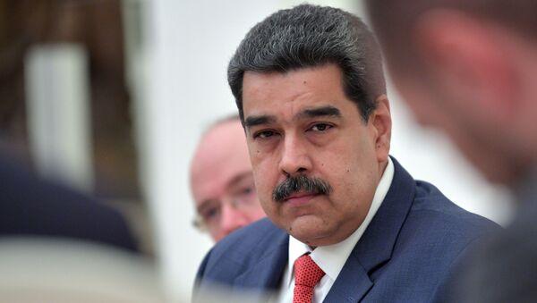 Venezuelan President Nicolas Maduro. File photo. - Sputnik International