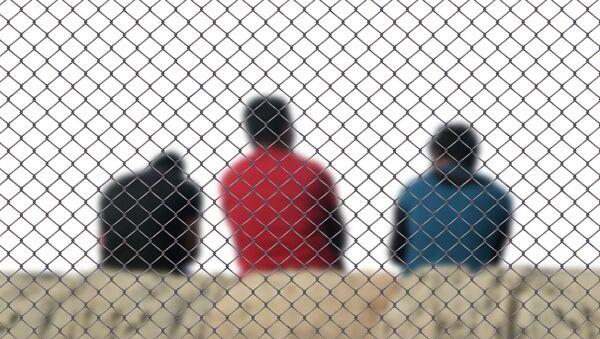 asylum seekers - Sputnik International